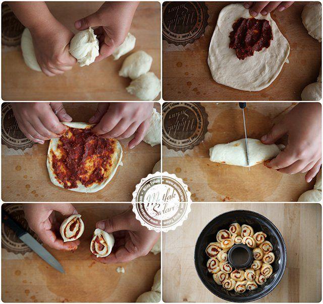 Acukalı Ekmek Nasıl Yapılır?