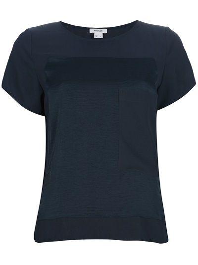 HELMUT LANG - soft oversized top