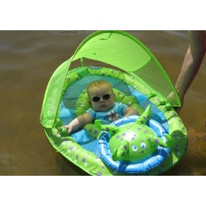 20 Best Baby Pool Float With Canopy Images On Pinterest