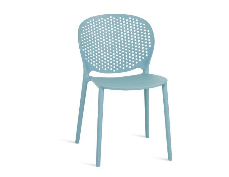 OLA - Dining chair - Light Blue