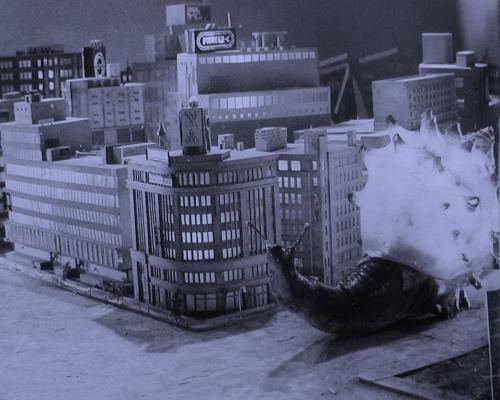 ウルトラQ-24-貝獣ゴーガ