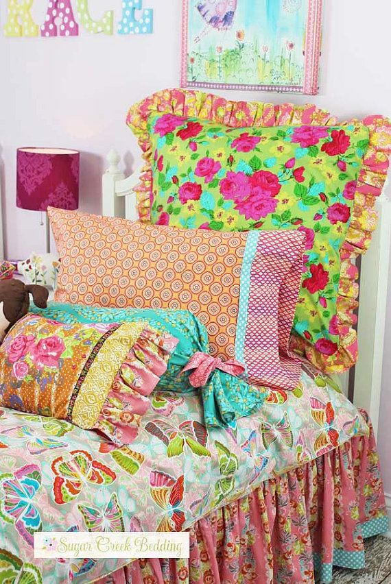 25+ best ideas about Toddler Girl Bedding Sets on Pinterest