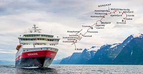 Der ultimative Hurtigruten-Guide für Nordnorwegen  Den hat wetraveltheworld.de jetzt zusammengestellt mit vielen Infos zur Route, zu Touren an Land, Anreise usw. Schaut mal rein!