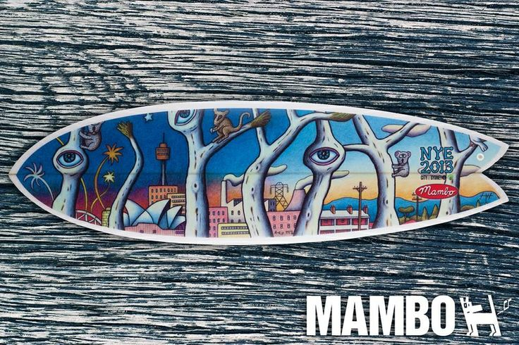 Mambo By Reg Mombassa