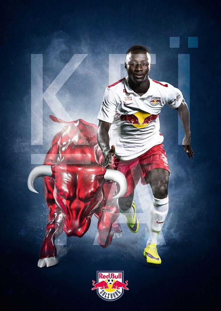 #8 Naby Keita   Midfield