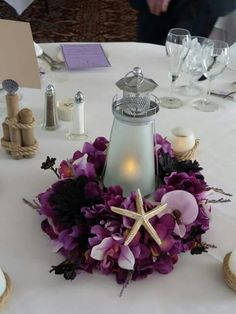 Lighthouse Centerpieces