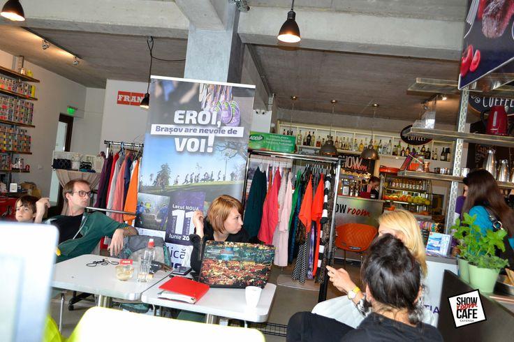 #garagesale #showroomcafe #brasov #meeting #debating #allsale #rtbagency #romania