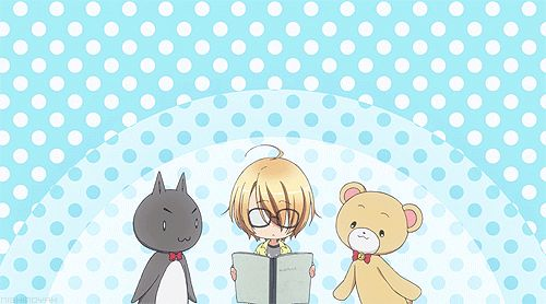 Love Stage!! ~~ Say what? :: Izumi Love it n a guy at my school looks like him XD