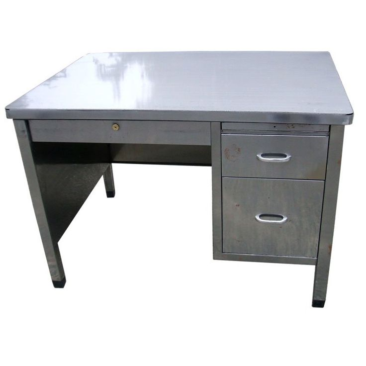 h p in coated steel powder po oak desk medium d single metal series desks pedestal w sandusky x putty