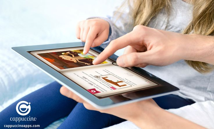 Our educational app for kids is perfect to be explored by your kids independently or with you. So you can enjoy your own taste of Italy with a coffee whilst your kids enrich their cultural knowledge: http://www.cappuccinoapps.com/ #appsforkids #kidsapps #educationalapps #ipad