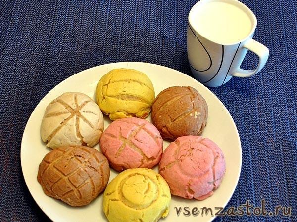 Праздничные сладкие булочки: Сладкие Булочки, Праздничные Сладкие