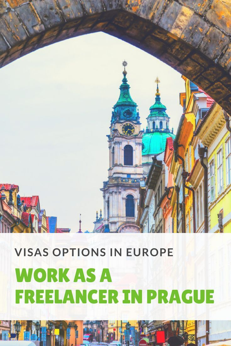 Are You A Freelancer Digital Nomad Or Self Employed And Want To Live In Prague For A While Our Blo Digital Nomad Digital Nomad Travel Digital Nomad Jobs