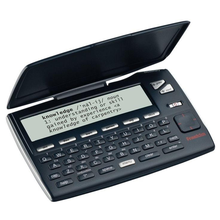 Buy #Franklin #Electronics #Dictionary MWD 460 Online at Best Price in India for Rs.3,324/-