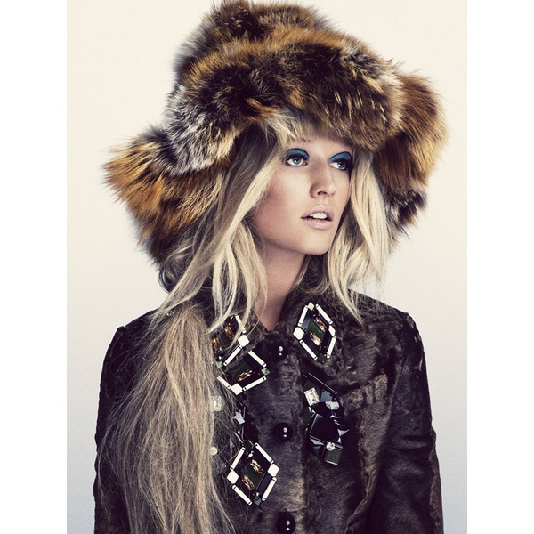 Toni Garrn Is Haute Hippie by Nino Muñoz for Numéro Tokyo December... ❤ liked on Polyvore