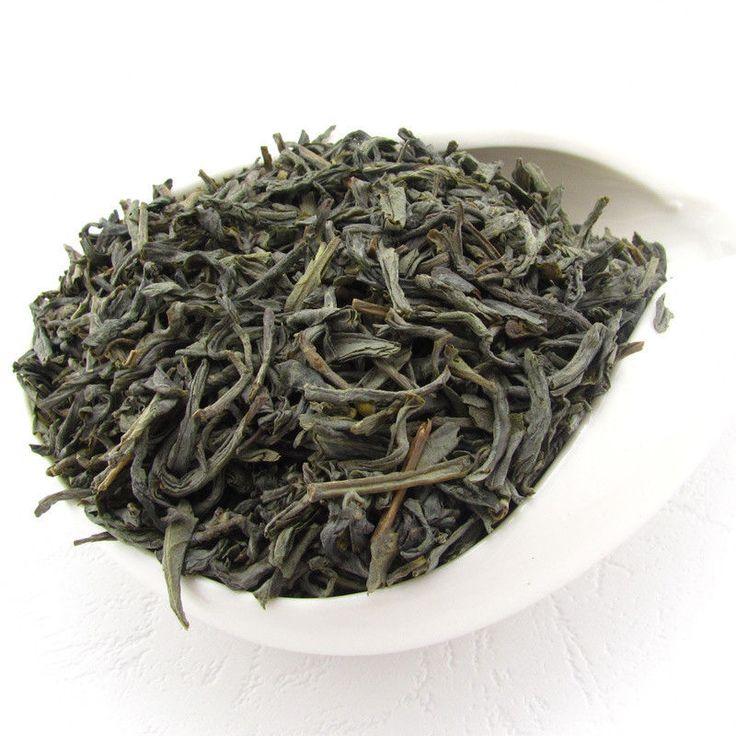 100 г Китайской Nan Hai Хайнань Бай Ша Белый Песок Зеленый Чай Весенний Чай T125 Зеленый Чай Бесплатная Доставка