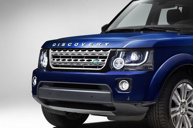 Land Rover Discovery 2014. http://www.jaguarlandroverwindsor.com/