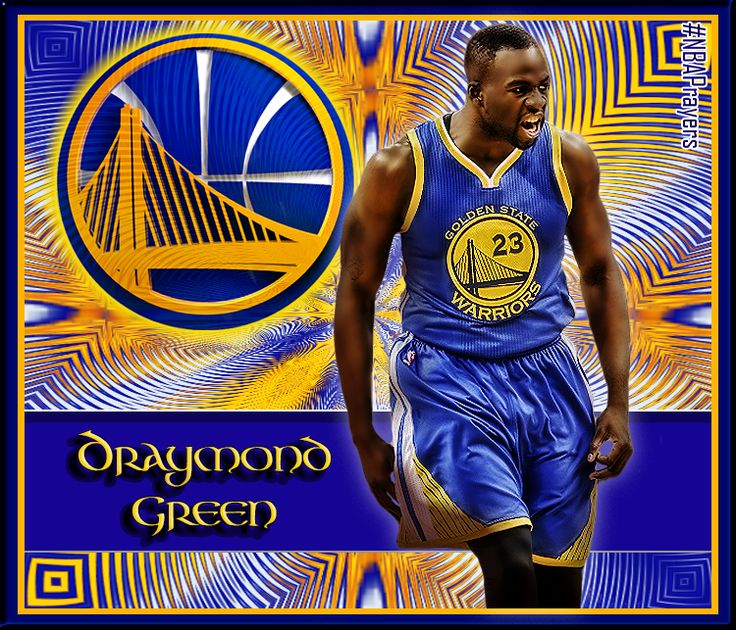 NBA player edit - Draymond Green