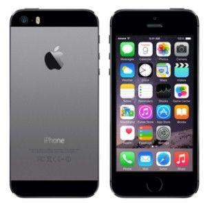 "Apple iPhone 5S Phone Original 16GB built in WCDMA WiFi GPS 8mPix Camera,4.0"" Capacitive Screen Factory support Unlocked"
