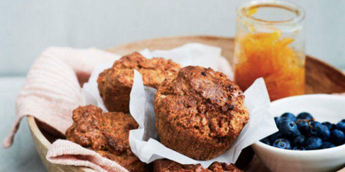 Recipe - Sweet Potato and Five Spice Muffin