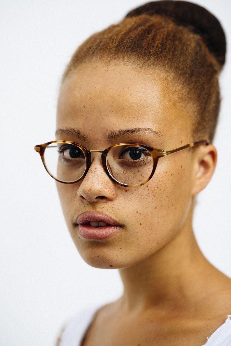 Ces portraits captent la beauté des noirs aux cheveux roux