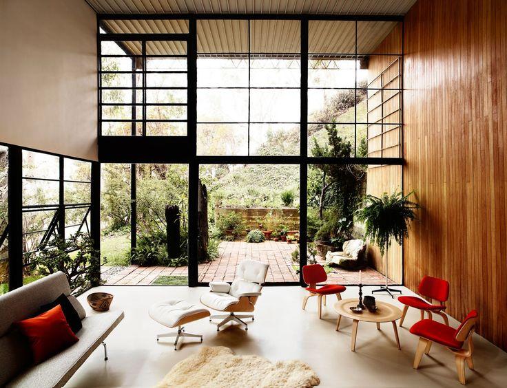 40 Foto's waardoor je een Eames Lounge Chair wilt hebben