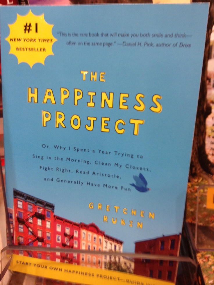 the happiness project book epub