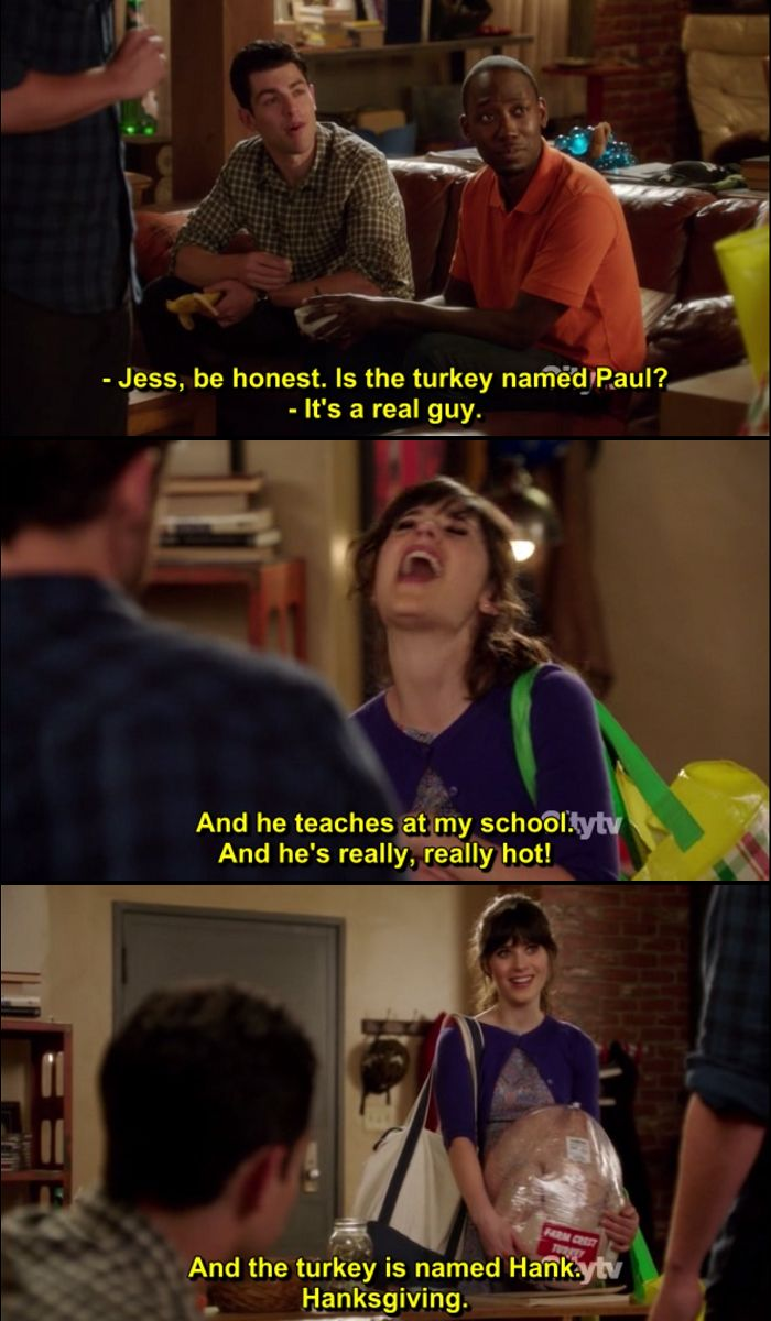 New Girl❤️  Nothing is better than Jess and this show!!!!