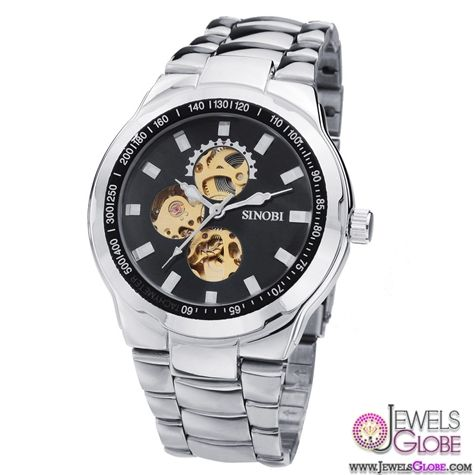 Hollow Automatic Mechanical Popular Men's Watches