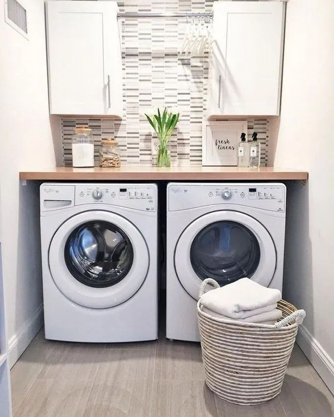 15+ Creative Laundry Room Ideas for Your Home #lau…