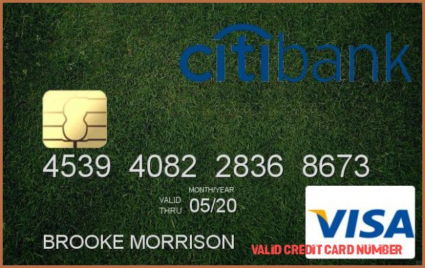 7 Moments To Remember From Valid Credit Card Number valid credit