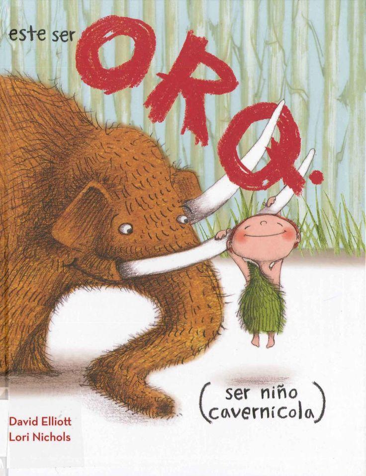 Historia sobre el intento de un niño de domesticar un mamut lanudo con un monólogo muy divetido.