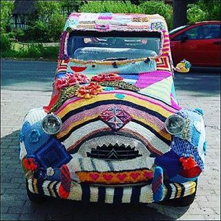 Mooie dag om er lekker op uit te gaan, toet toet.... Geniet van het mooie weer vandaag   #sunshine #beautifulweather #knitting #breieniship #knitenknot2016 #beingcreative