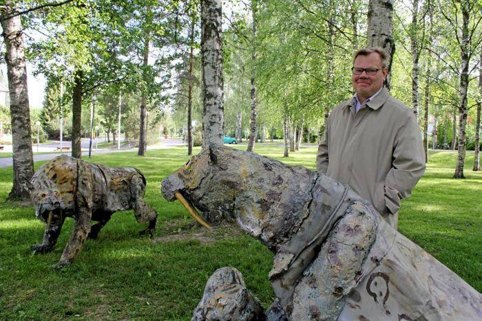 Omaksi iloksi, omille silmille – ITE-taide ponnistaa metsien siimeksestä | Aamuposti