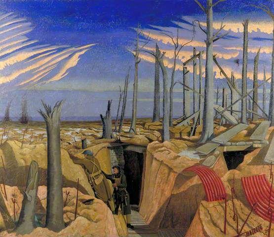Your Paintings - John Northcote Nash paintings