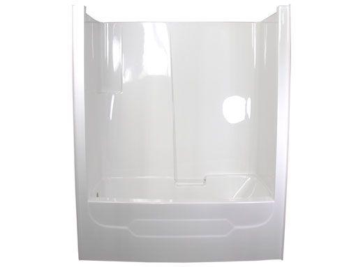 die besten 17 ideen zu one piece tub shower auf pinterest, Hause ideen