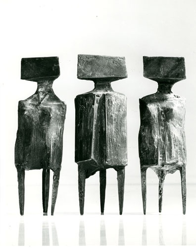 Lynne Chadwick - the watchers - 1960