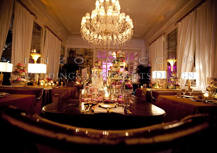 Summer Wedding in Rome #wedding #rome #weddingplanner #enzomiccio #flowerdesign #candle #decoration #lightdesign #swarovski #crystal