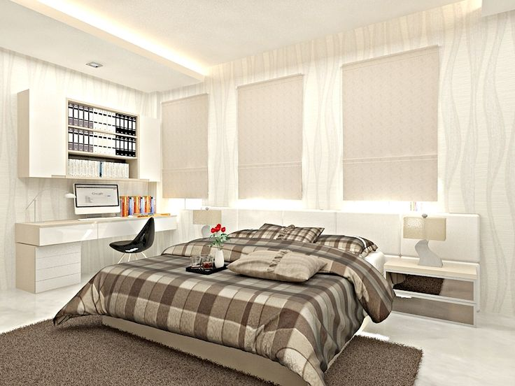 Master bedroom project design by John