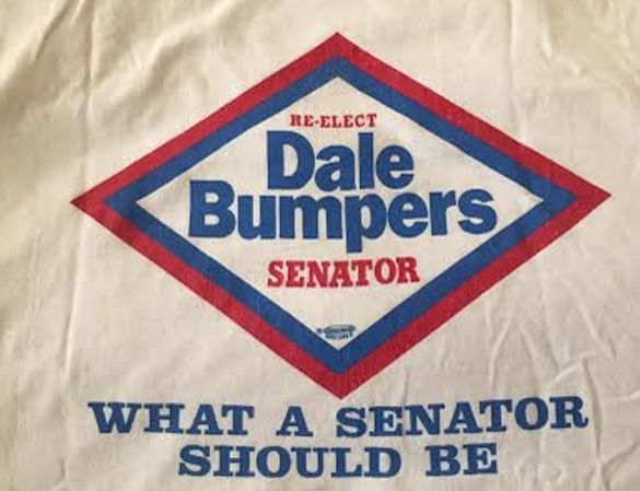 Dale Bumpers stories: From Charleston to the seats of power ...