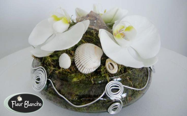 Parfum de mer - simte adierea brizei la nunta ta  http://www.florariafleurblanche.ro/produs/parfum-de-mer