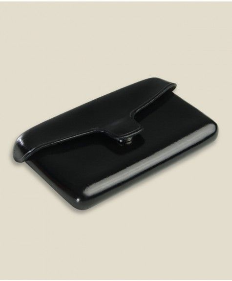 Il Bussetto - Magnetic Card Case - Black