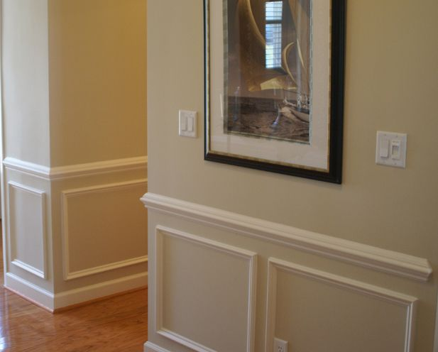 1000 images about wainscoting ideas on pinterest for Bedroom with wainscoting ideas