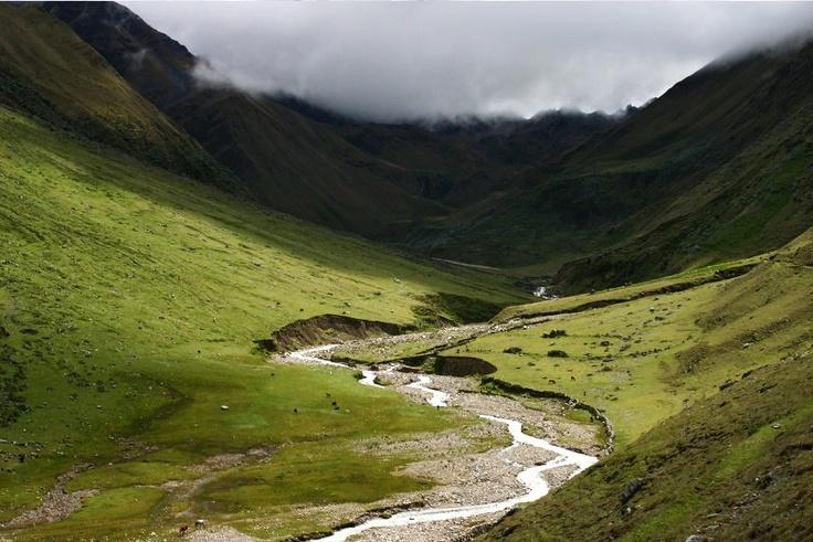 Camino a los Andes