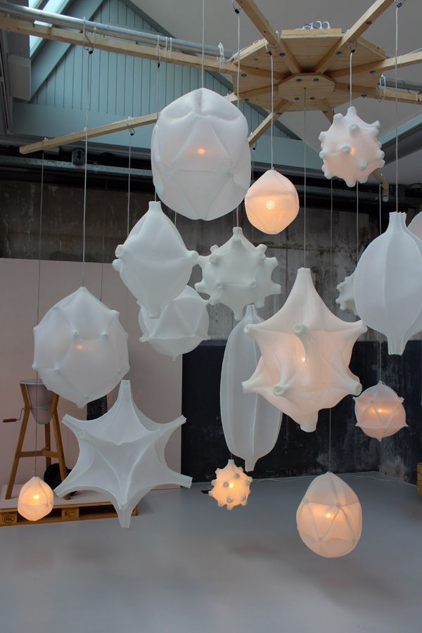 """Radiolaria Lights""by Bernotat&Co,"