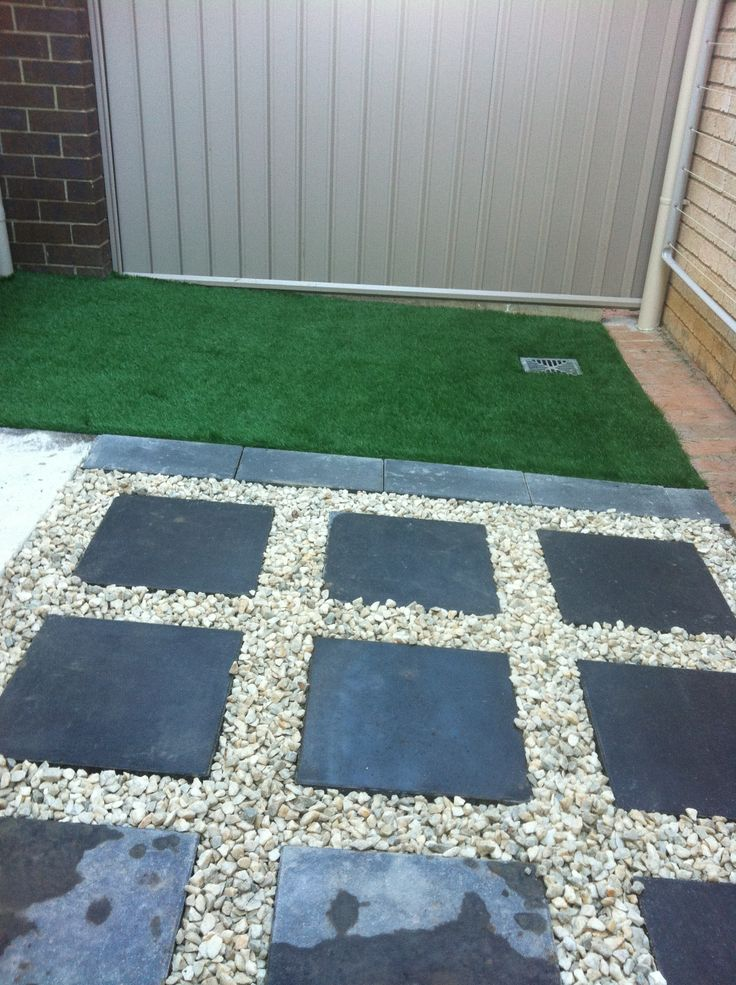 87 best images about outdoor ideas on pinterest for Paving ideas for small courtyards