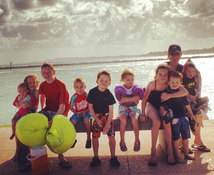 """We had THE BEST time with @dpkayli and her six kids this week! Three different beaches, Vizcaya, the Everglades, and a Thanksgiving feast! Thanks for…"":"