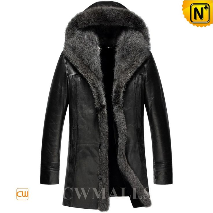 103 best Mens Fur Coats images on Pinterest | Shells, Men's ...