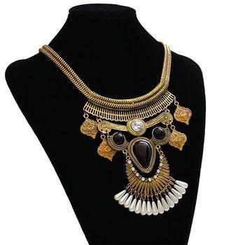 New Arrival za Brand Big Big Luxury Statement Pendant Necklace Women Accessories Clain Collar Women 2015!N321