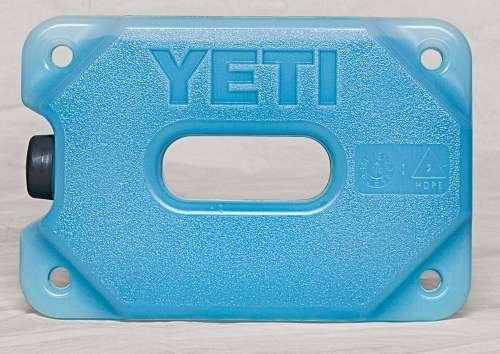YETI ICE 2 lb. Refreezable Reusable Cooler Ice Pack. For product info go to:  https://all4hiking.com/products/yeti-ice-2-lb-refreezable-reusable-cooler-ice-pack/