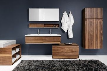 M Collection - modern - bathroom vanities and sink consoles - montreal - WETSTYLE